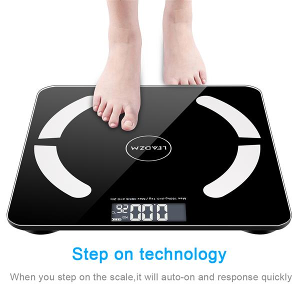 Smart bodyweight scale