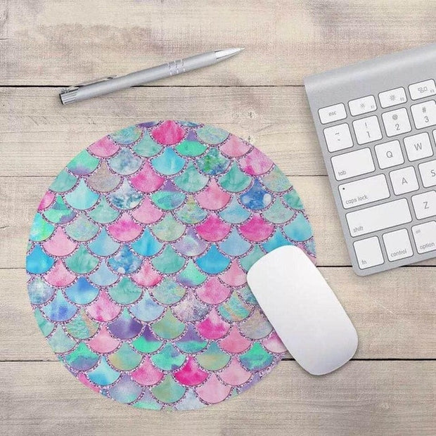 High Quality Scale Mouse Mat