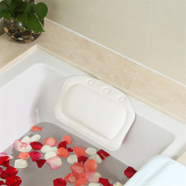 SPA Bath Pillow Home Bathtub