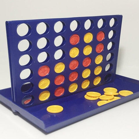 Connect 4 In A Line Board Classic Game