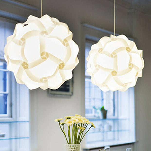 Puzzle Ceiling Light Lamp Shade