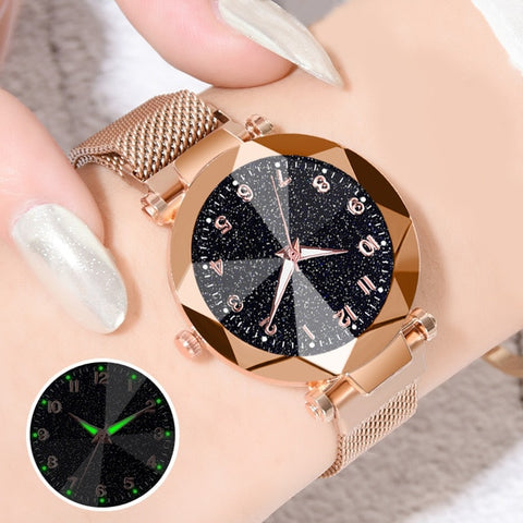 Luxury Women's Bracelet Watches
