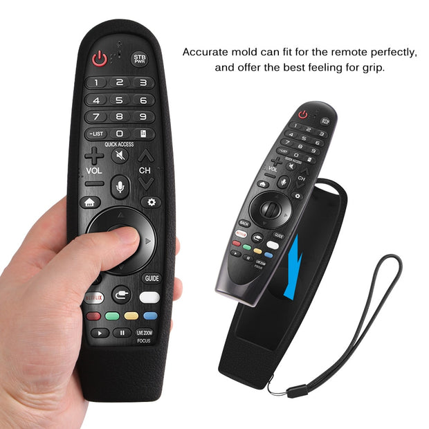 Silicone Remote Control Case For LG Smart Magic Remote