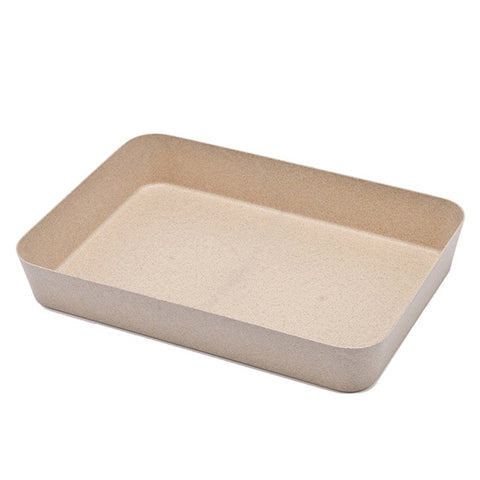 Plastic Kitchen Drawer Storage Tray