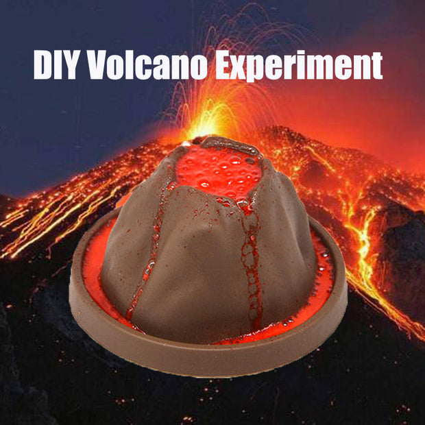 DIY Volcano Eruption Kit