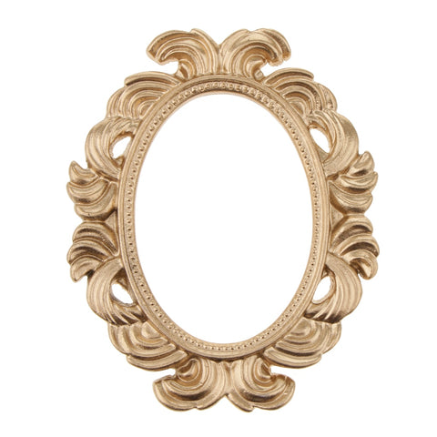 Vintage Style Gold Picture Frame