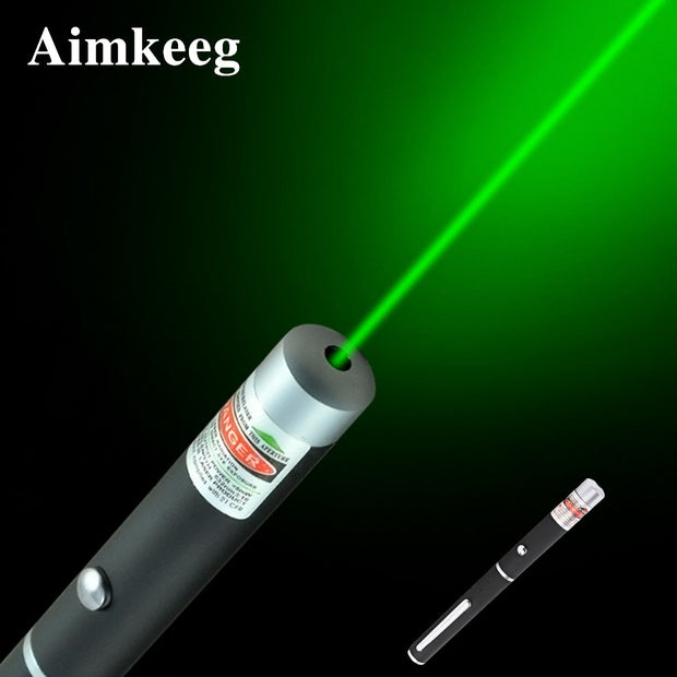 Red Green Laserlight
