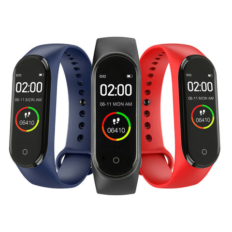 Digital Sports Watch with Heart Rate Monitor