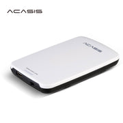 2.5''  ACASIS Original USB 2.0HDD External Hard Drive