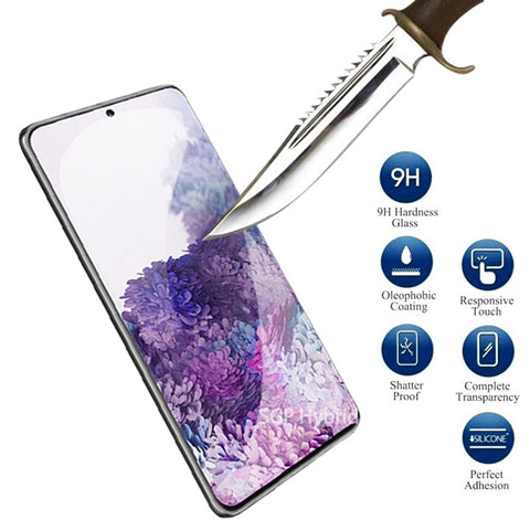 Glass Screen Protector for Samsung Galaxy S8 / S9