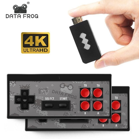 Retro Gaming Console with 568 Classic Games