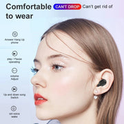 New Wireless 5.0 Bluetooth earphones