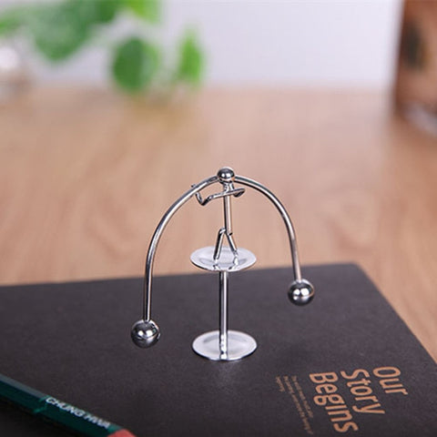 Development Desk Toy Newtons Cradle Steel Balance Ball