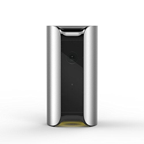 Canary All in One Home Security Device Silver