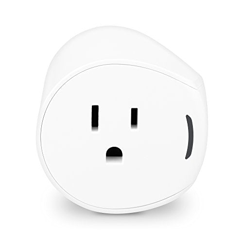 Samsung F OUT US 2 SmartThings Outlet, White