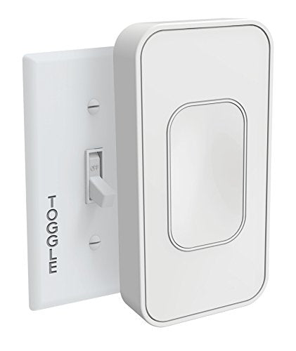 Switchmate Snap On Instant Smart Light Switch That Listens Switchmate Toggle