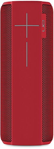 Ultimate Ears MEGABOOM 2015 Portable Waterproof Shockproof Bluetooth Speaker Lava Red