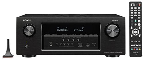 Denon AVRS930H 7 2 Channel AV Receiver with Built in HEOS wireless technology