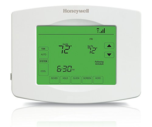 Honeywell TH8320WF1029 Wi Fi Touchscreen Programmable Digital Thermostat