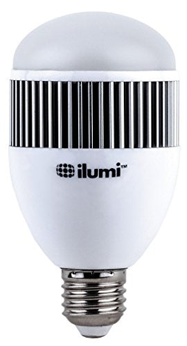 ilumi ML2101W A21 Color Tunable LED Smartbulb, Small, Arctic White