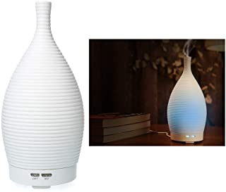 YWYF 100ml Cool Mist Humidifier, Air Purification Humidifiers, Silent Portable Home Humidifying with 7 Color Night Lights