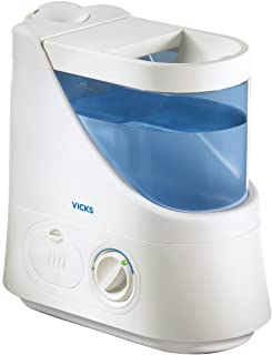Vicks EasyFill Cool Mist Humidifier Cool Mist Humidifier to Help Relieve Cold and Flu Symptoms