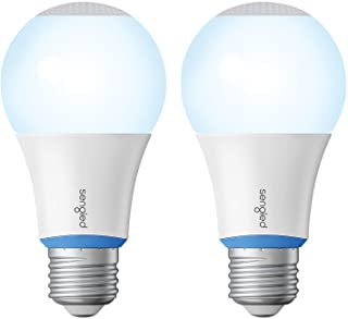 Sengled Smart Light Bulb, Daylight Extra Bright A19 Smart Light Bulb, Smart Hub Required, 5000K 100W Equivalent, Smart Bulb That Compatible with Alexa, Google Assistant & SmartThings, 2 Pack