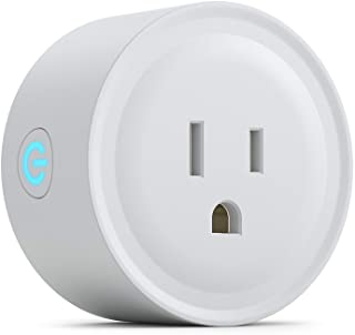 HC Lighting - Alexa, Echo, and Google Assistant Compatible WIFI Smart Plug For Smart Homes and Appliances (1/Pack)