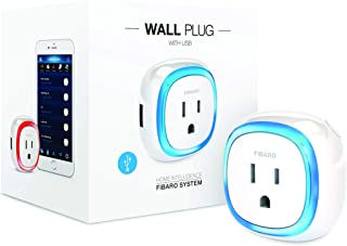 FIBARO Wall Plug with USB Charger Z-Wave Plus Intelligent Socket, FGWPB-121, doesn't work with HomeKit
