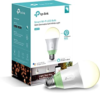 Kasa Smart Light Bulb by TP-Link  WiFi Bulbs, No Hub Required, Old Version, Works with Alexa & Google (LB110)