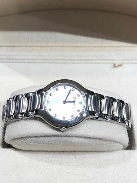 EBEL LADIES BELUGA DIAMOND DIAL 1216836