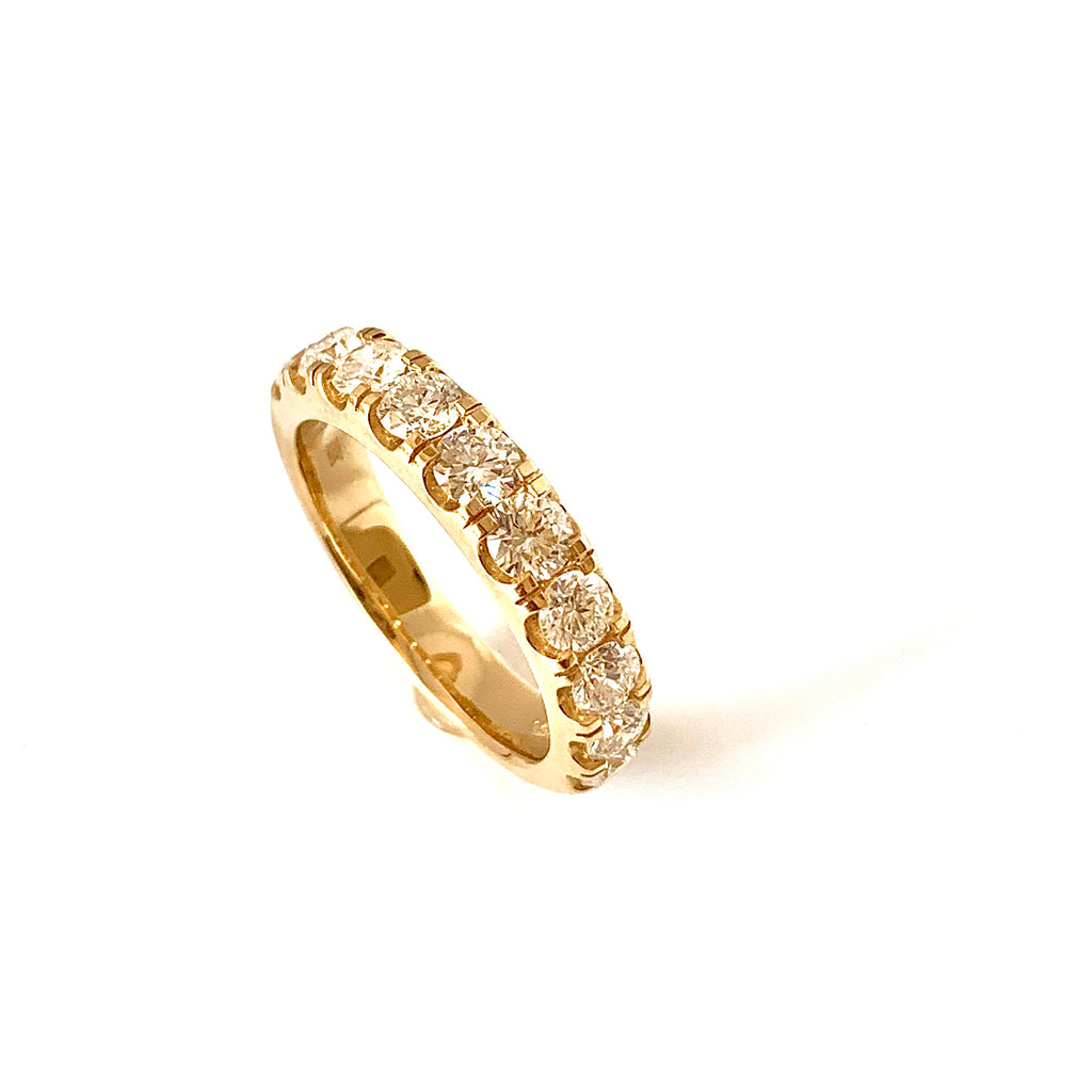 AMAZING 1.50CT DIAMOND  ETERNITY BAND