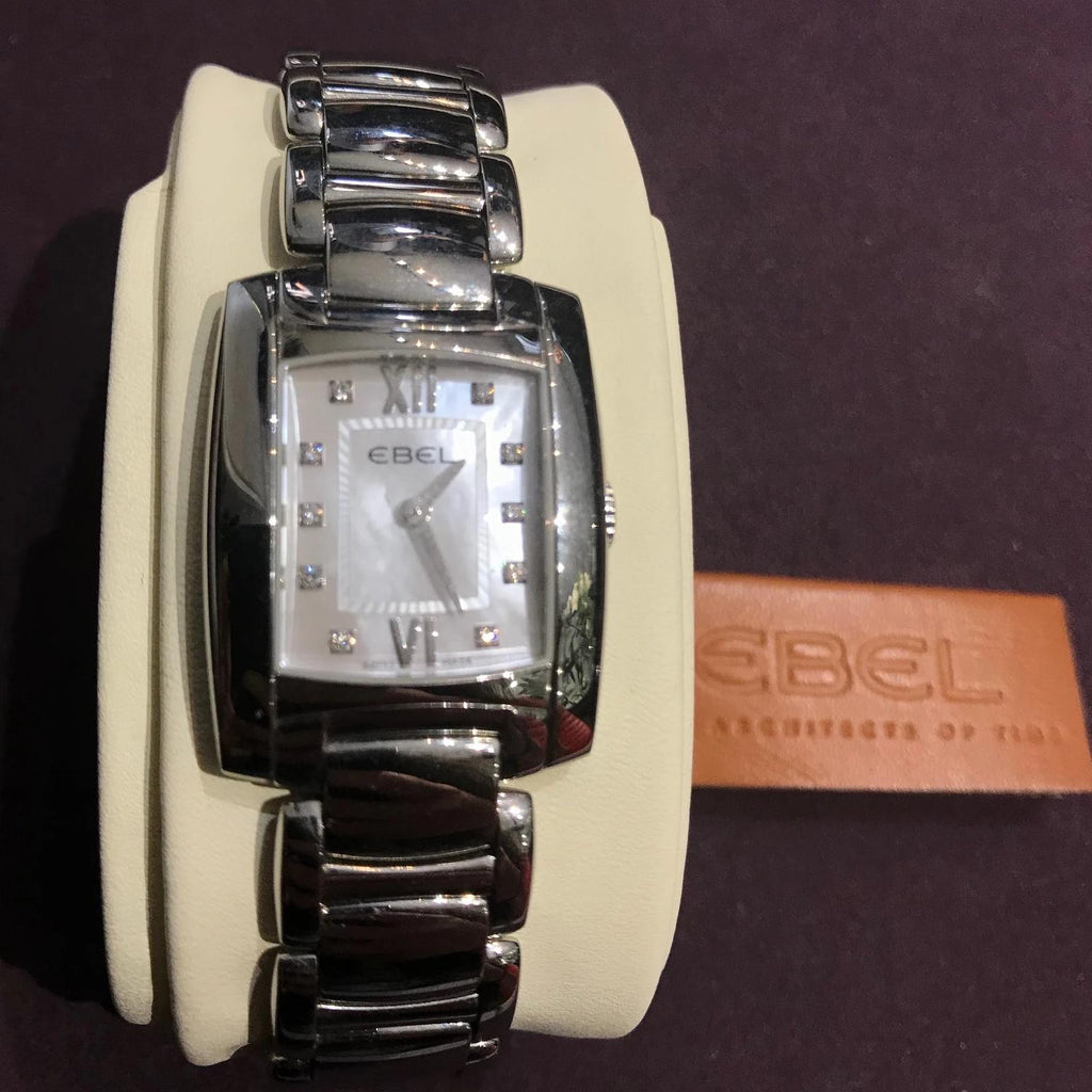 EBEL LADIES BRASILIA DIAMOND DIAL 1215743