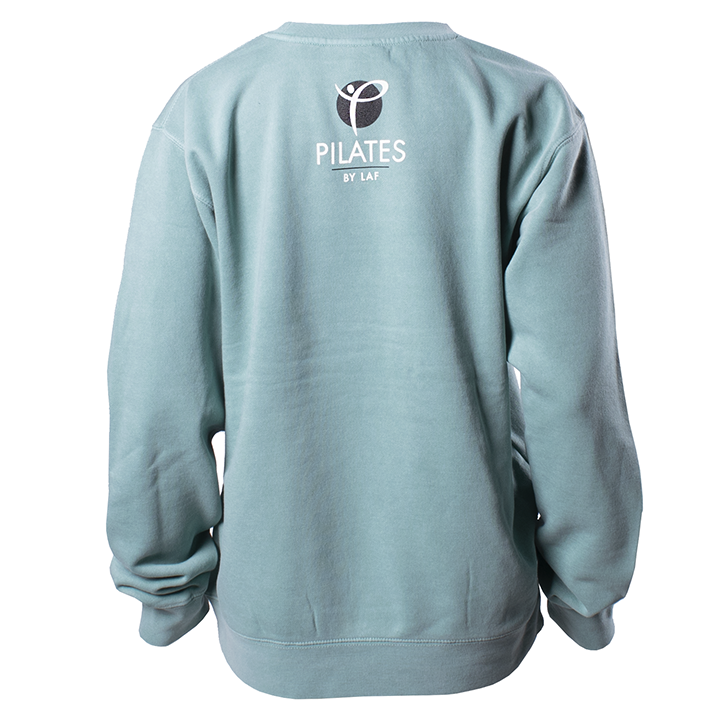 Pilates Pullover Sweatshirt - Mint