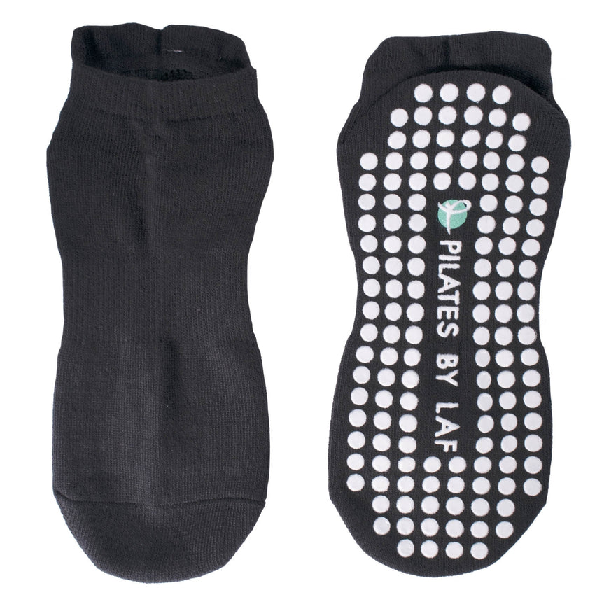 Pilates Grip Socks - Black