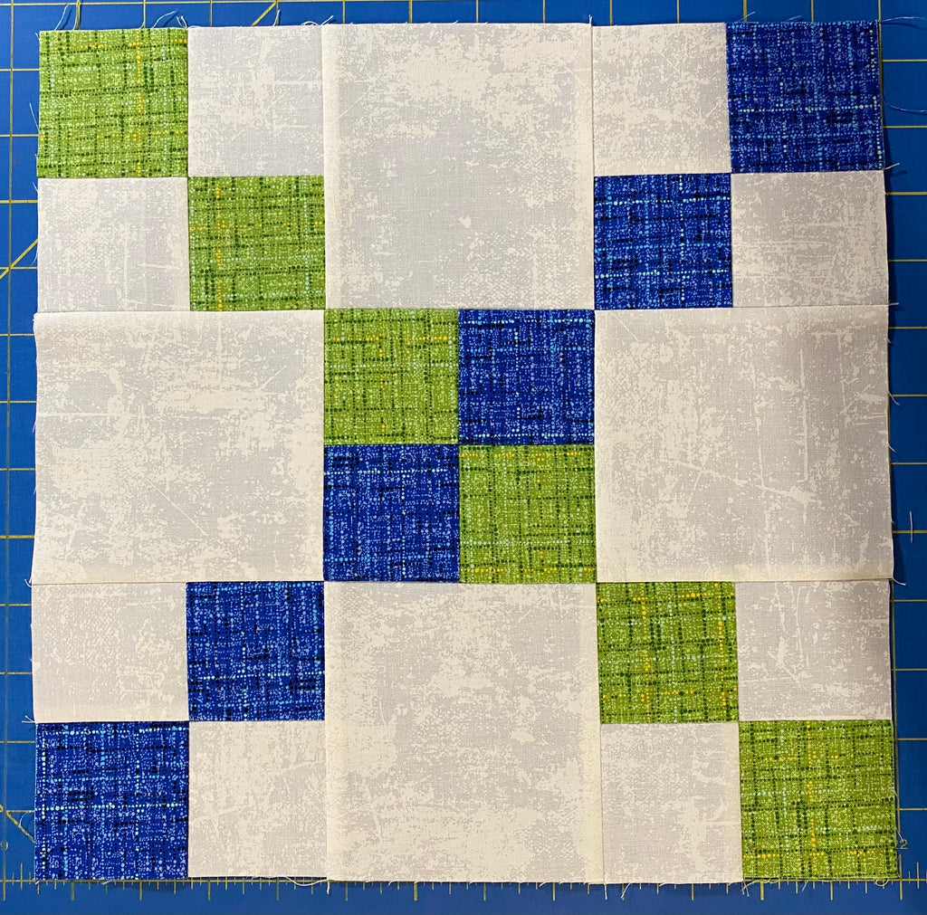 Block of the Week - Block 2 Four Patch Chain