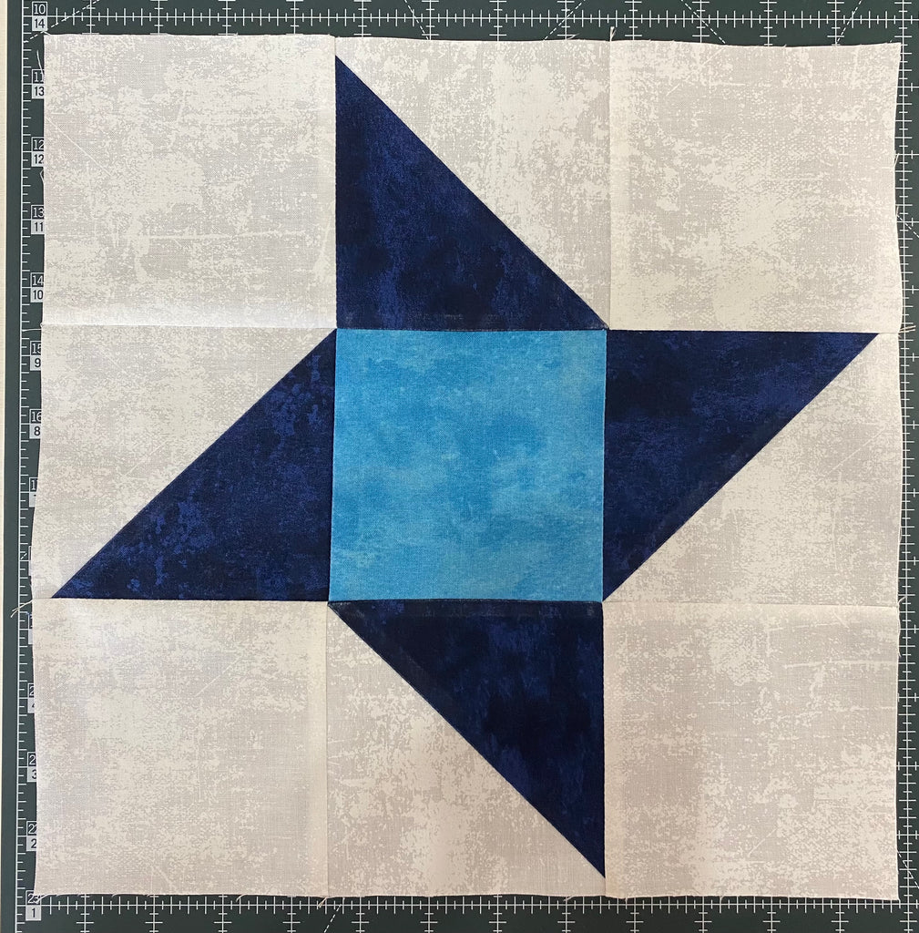 Block of the Week - Block 3 Friendship Star