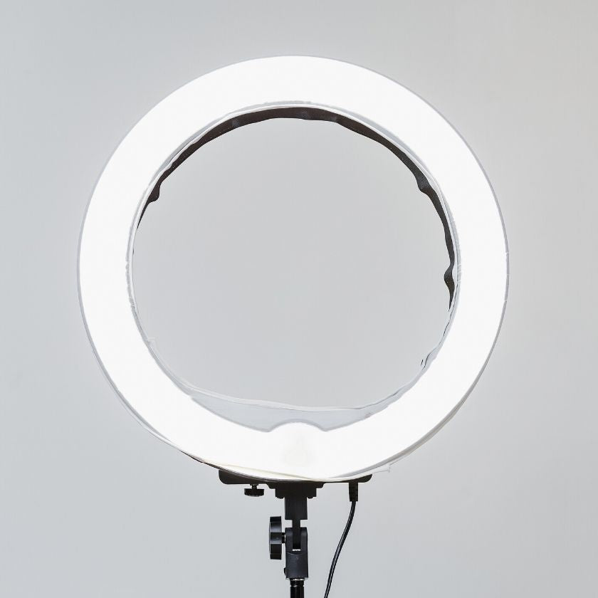 circle light image