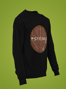 #IMWITHTHEBAND Long Sleeve Shirt – Strings