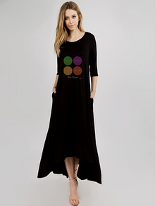 One Voice Maxi Dress