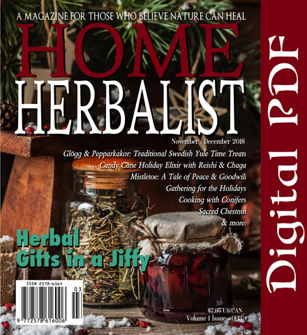 Issue #003 Herbal Gifts In A Jiffy