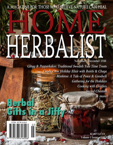 PRINT Issue #003 Herbal Gifts In A Jiffy