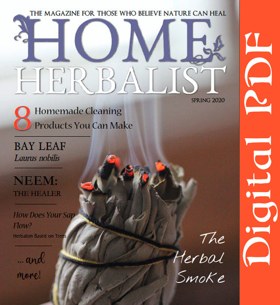 Issue #011 The Herbal Smoke