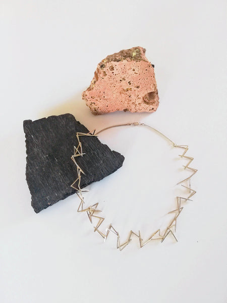 Spike Necklace by Inplico Design