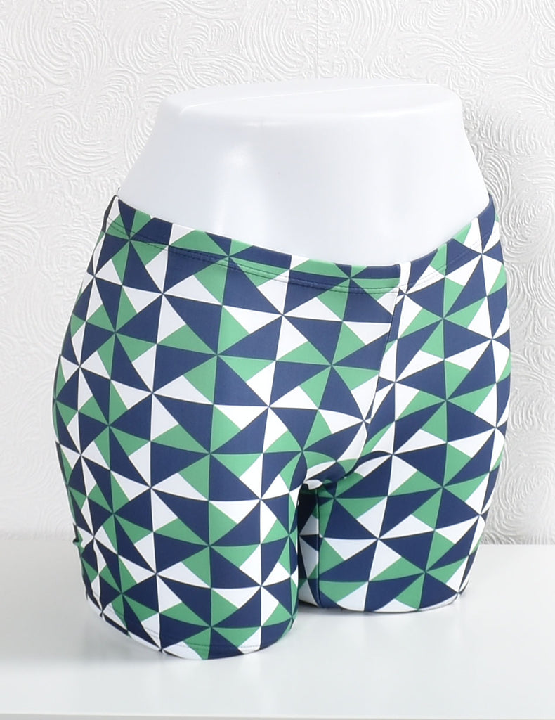 Compression Shorts- Spin