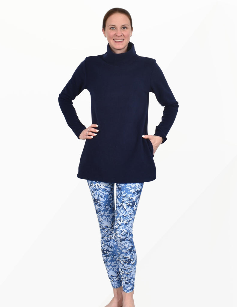 Tights - Blue Digi