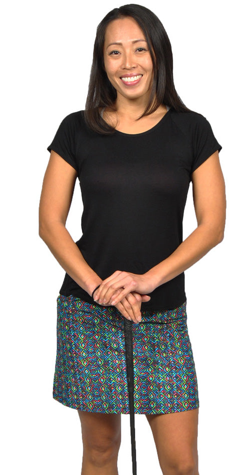 Fairway Skort - Tribal