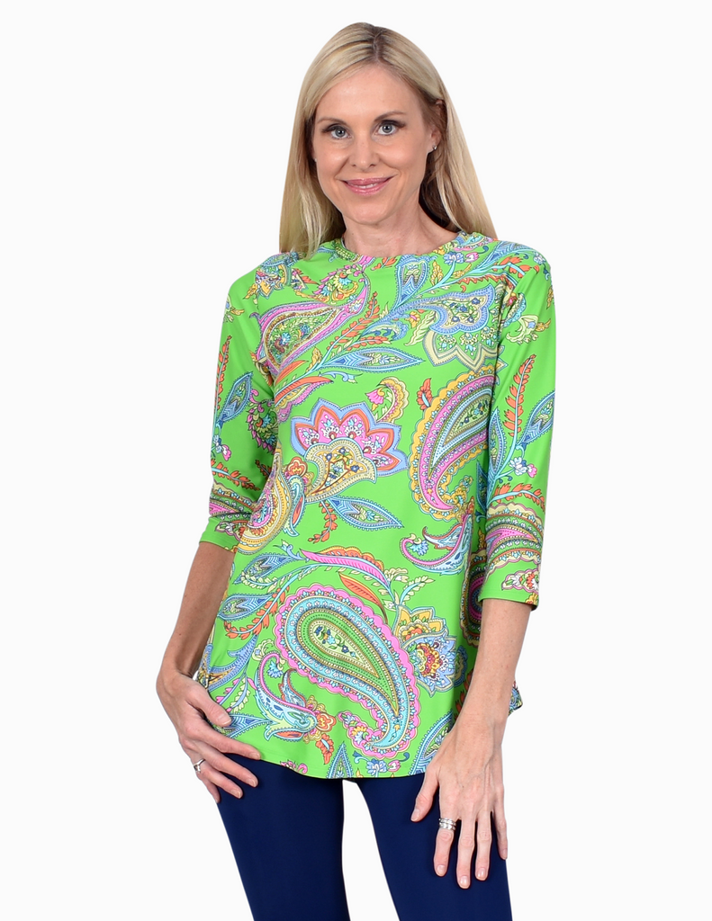 Tunic Top in Boho