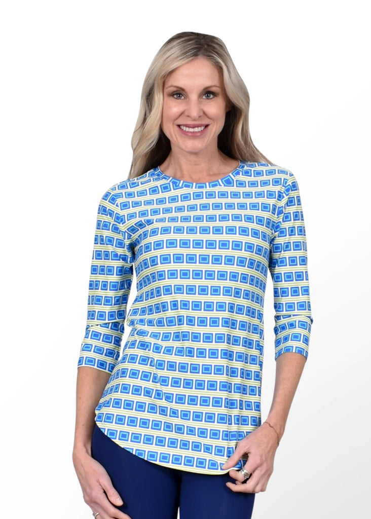 Tunic Top - Cool Traffic
