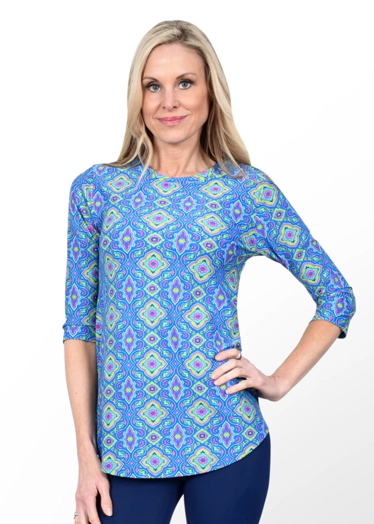 Tunic Top - Morcocco